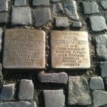Stolpersteine in Rom
