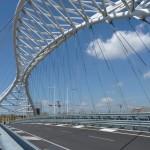 Calatrava Brücke Garbatella